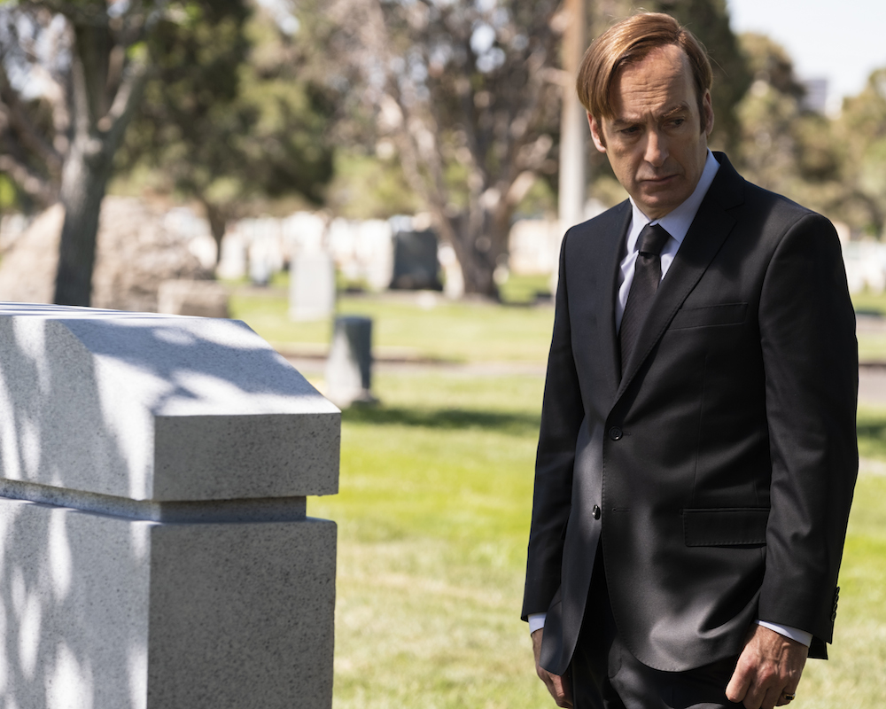 Better Call Saul: Bob Odenkirk
