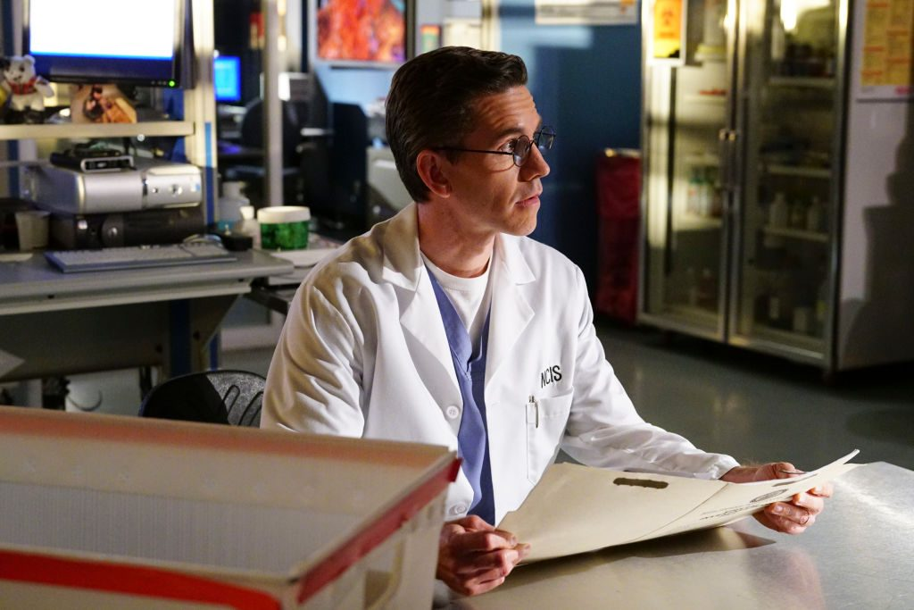 Brian Dietzen on NCIS | Monty Brinton/CBS via Getty Images