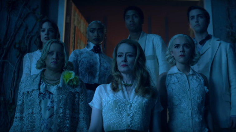 Scene from 'Chilling Adventures of Sabrina'
