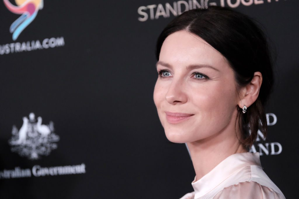 Caitriona Balfe  | Sarah Morris/Getty Images