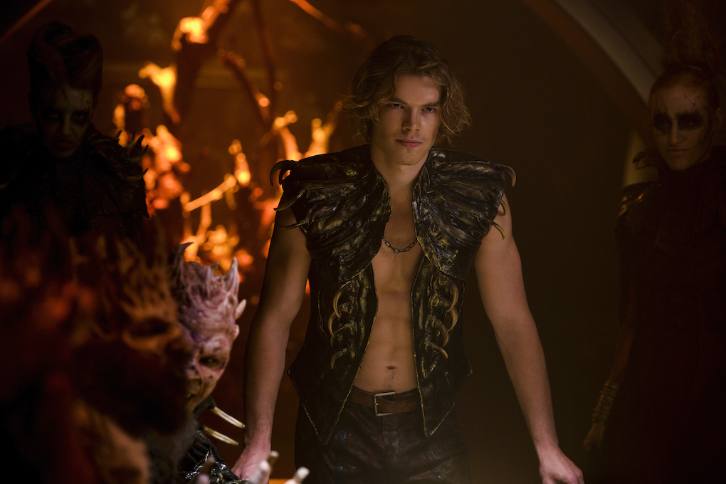 Caliban, Prince of Hell in 'CHILLING ADVENTURES OF SABRINA.'