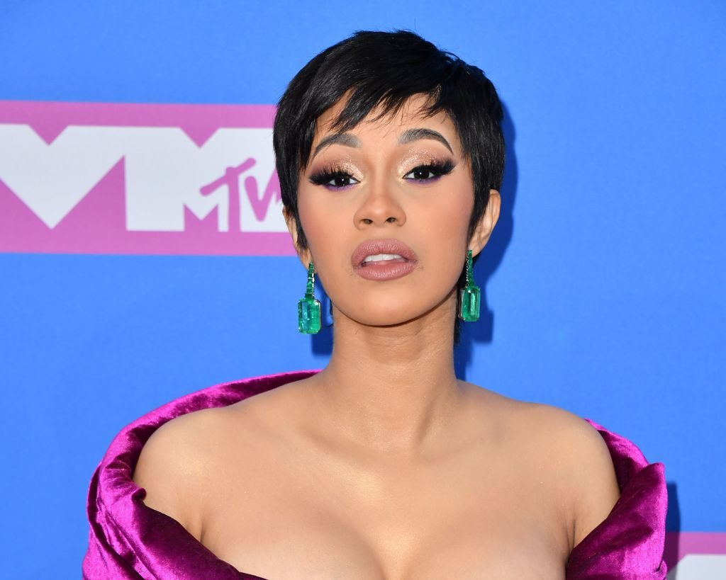Cardi B wants to run for Congress