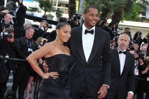 A Heartwarming Sign That La La Anthony and Carmelo Anthony Are Back Together for Good