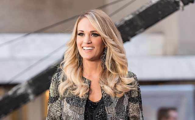Carrie Underwood Posts Adorable Photos As Her Son Jacob Turns 1