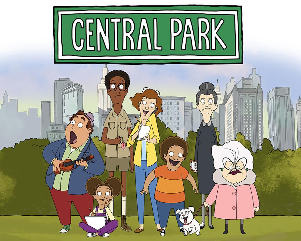 Apple TV+'s musical Central Park