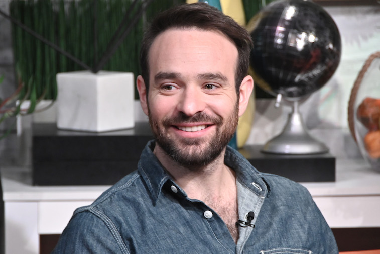 Charlie Cox during an interview