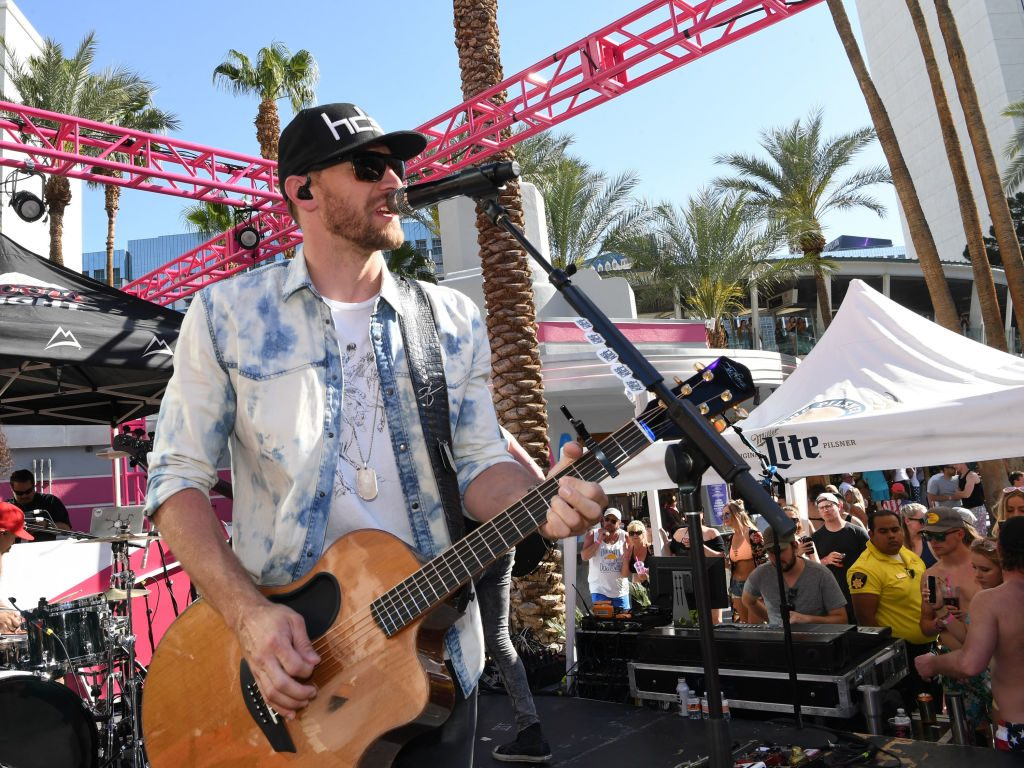 Could Chase Rice get a career boost from his reality TV appearance? | Denise Truscello/WireImage