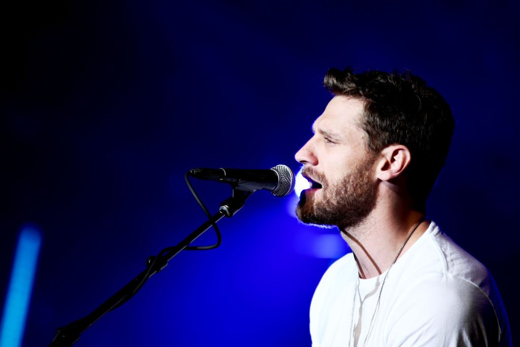 Chase Rice performs at ACM: Stories, Songs & Stars: A Songwriter's Event |Rich Fury/Getty Images for ACM