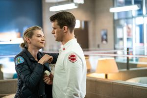 'Chicago Fire' Star Jesse Spencer Wants Brett and Casey to Get Together Too!