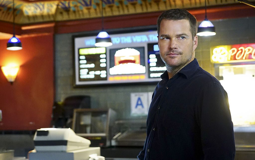 Chris O'Donnell as G. Callen on NCIS | Monty Brinton/CBS via Getty Images