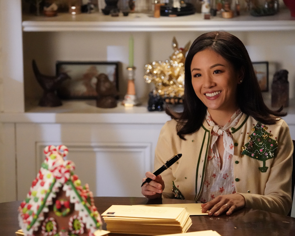 Constance Wu in Fresh Off the Boat