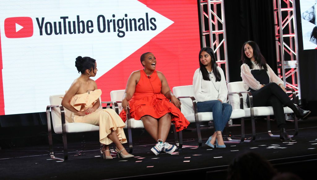 Creators for Change with Michelle Obama panel