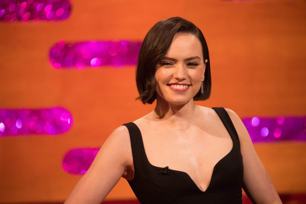 Daisy Ridley | David Parry/PA Images via Getty Images