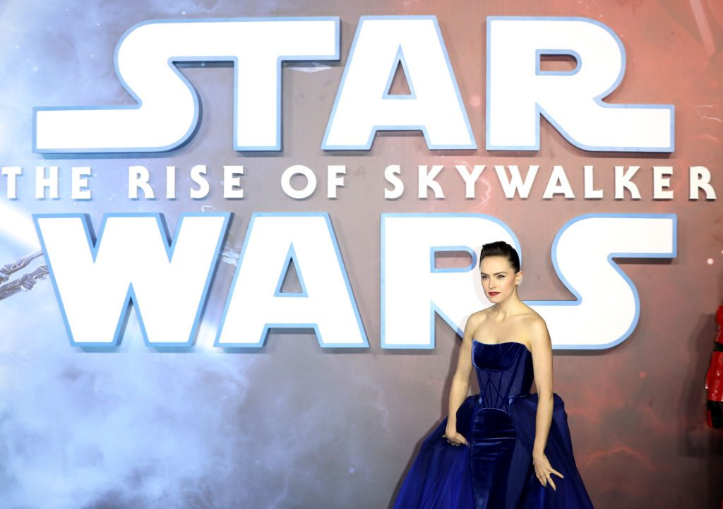 Daisy Ridley | Tristan Fewings/Getty Images