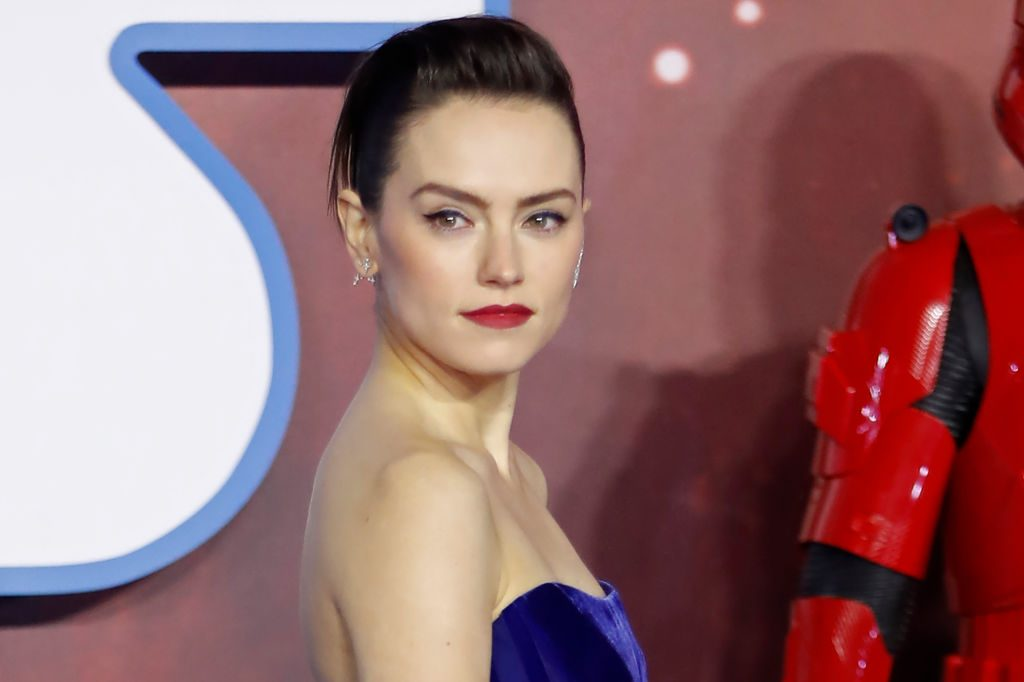 Daisy Ridley | TOLGA AKMEN/AFP via Getty Images