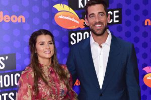 The Famous and Not-So-Famous Men Danica Patrick Dated Before Aaron Rodgers