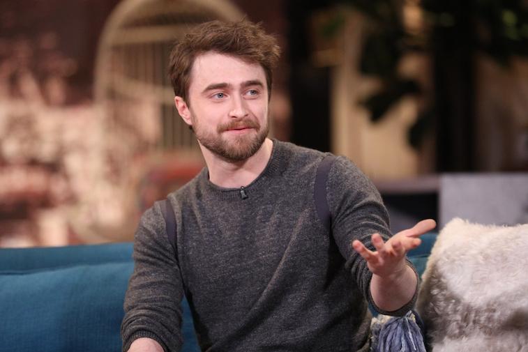Daniel Radcliffe on 'Busy Tonight'