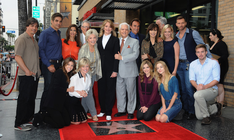 The cast of 'Days Of Our Lives'