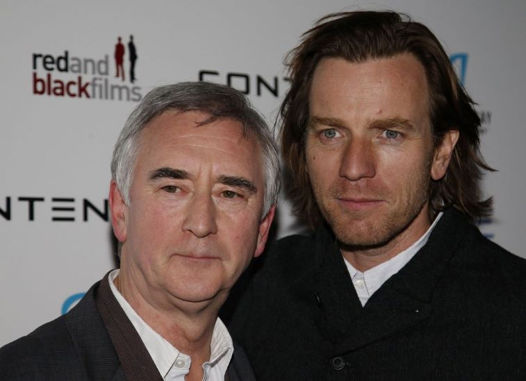Denis Lawson and Ewan McGregor