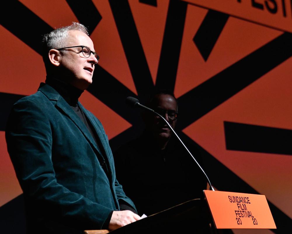 Ironbark director Dominic Cooke