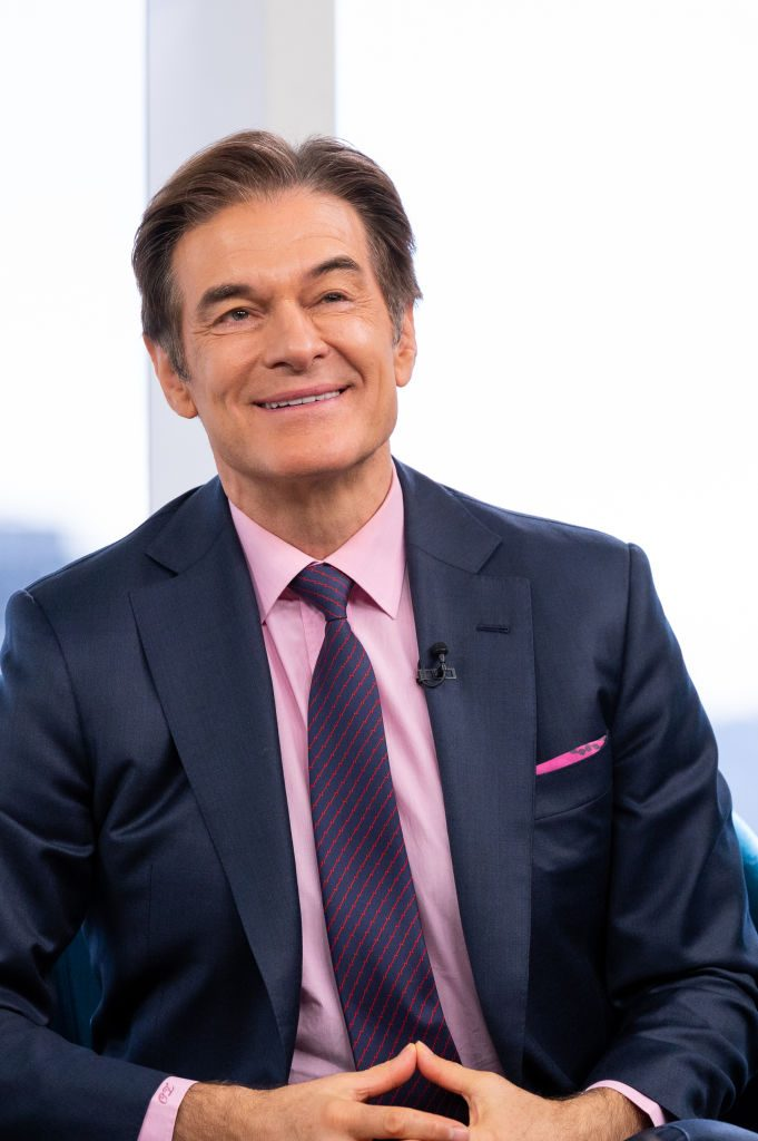Dr. Oz on 'Daily Pop'