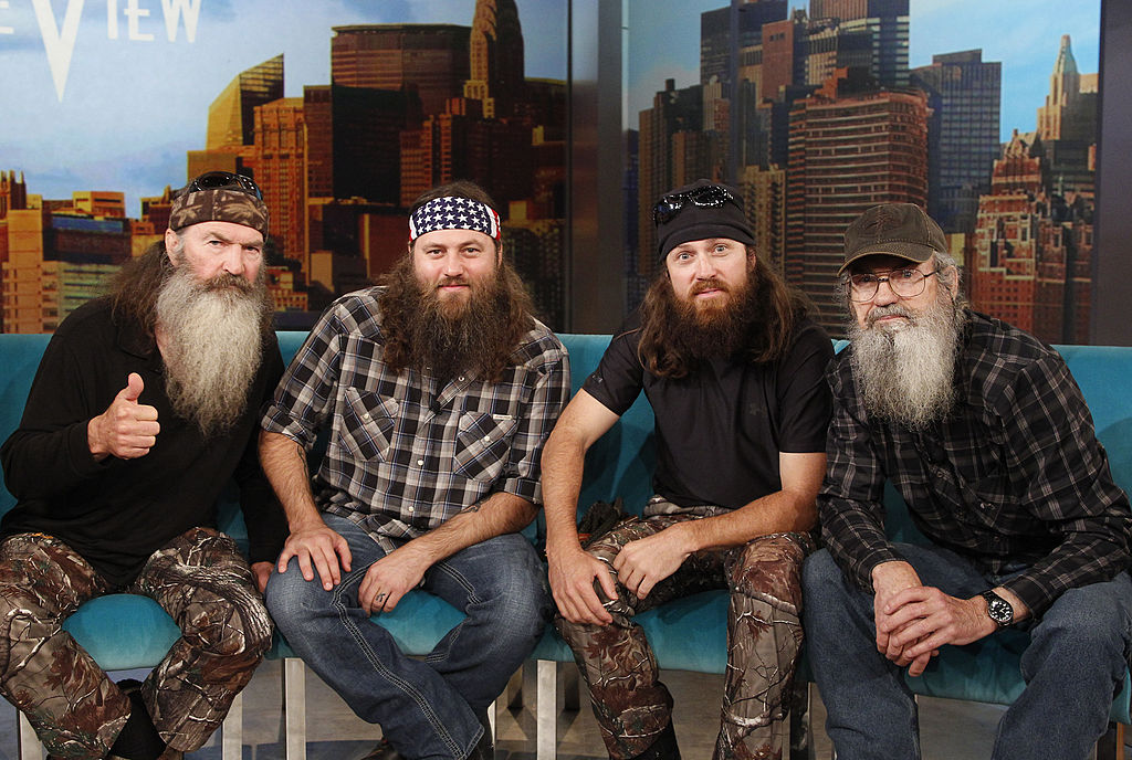 Duck Dynasty Reality Show Is Fake - Business Insider