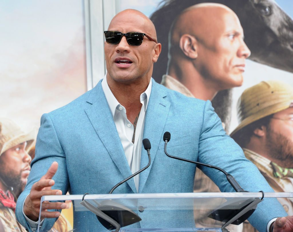 Young Rock Will Be Based on Dwayne Johnson