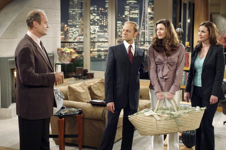 The cast of 'Frasier'