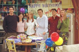 'Friends' Reunion Has Celebrities Losing Their Mind; Here Are the Best Reactions