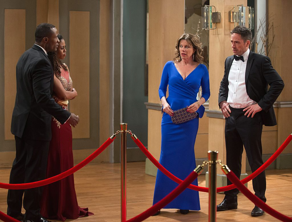 A scene from 'General Hospital'