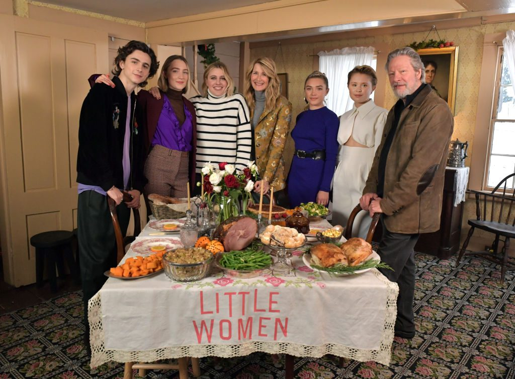 The cast of 'Little Women'