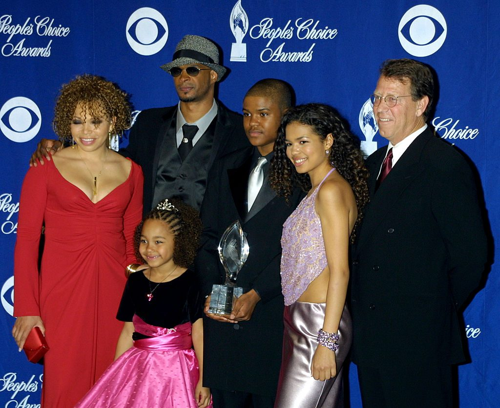 My Wife and Kids cast