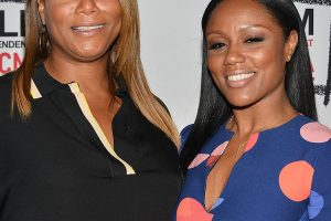 Did Queen Latifah and Her Rumored Fiancé Eboni Nichols Have a Baby?