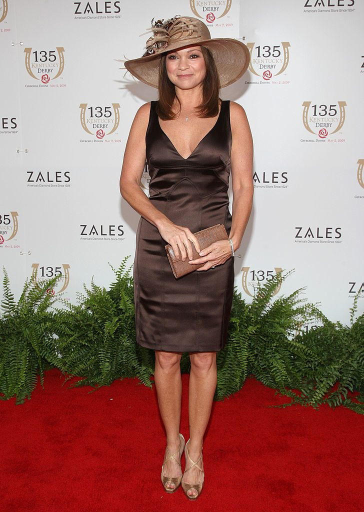 Valerie Bertinelli, shortly after her 47-pound-loss in 2009