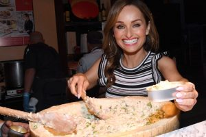 Giada De Laurentiis Earned This College Degree Before Heading to Culinary School