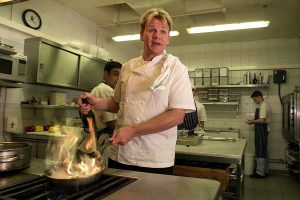 Chef Gordon Ramsay Claims His 9-Month-Old Son is Already Swearing