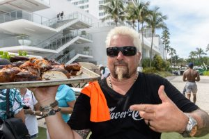 The 1 Favorite Meal Guy Fieri Loves His Wife Lori to Cook For Him