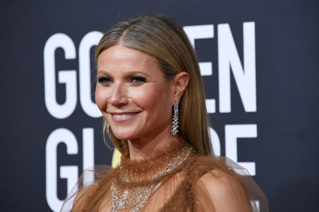 Gwyneth Paltrow attends the 77th Annual Golden Globe Awards on Jan. 5, 2020