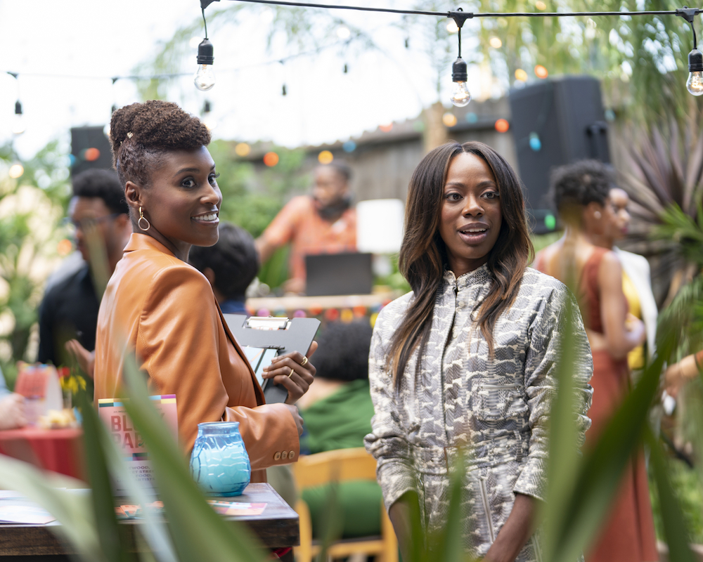 Insecure: Issa Rae and Yvonne Orji
