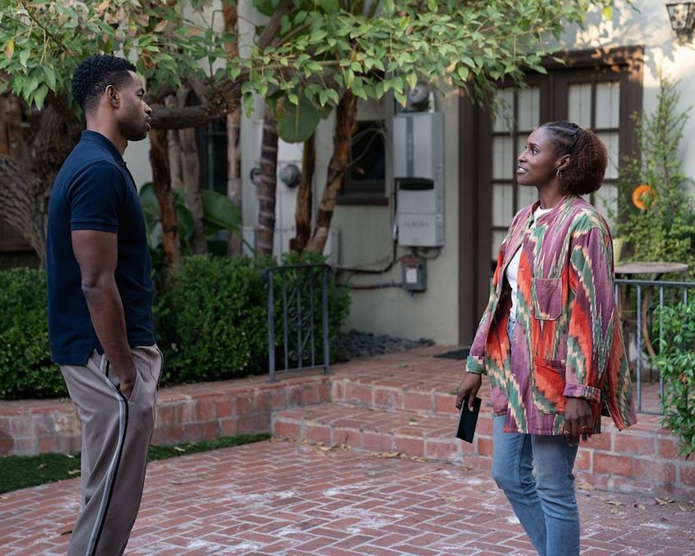 Insecure Season 4: Jay Ellis and Issa Rae