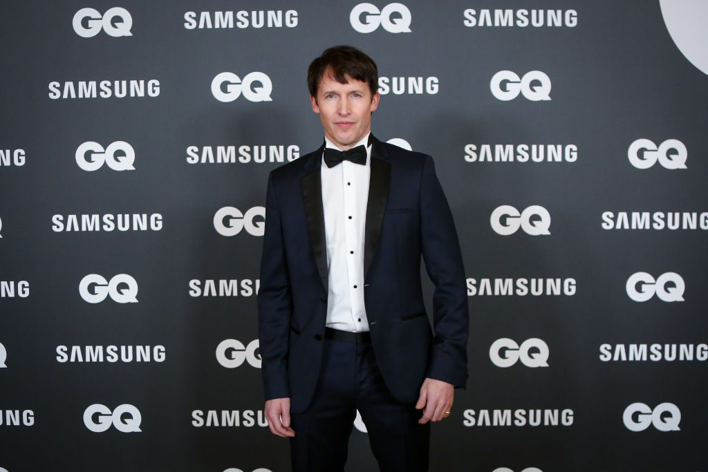 James Blunt at the 'GQ Men of the Year' awards in 2019