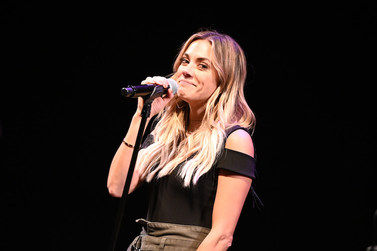 Jana Kramer onstage