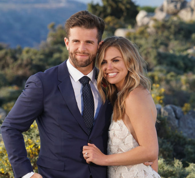 Hannah Brown and Jed Wyatt