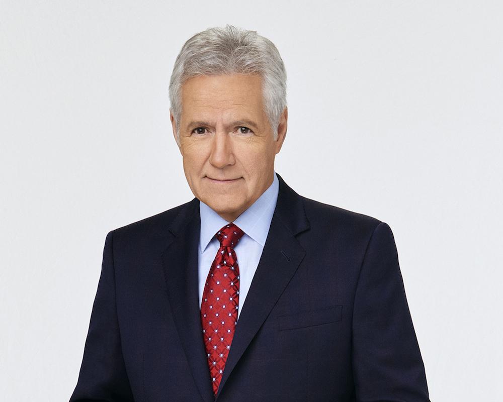 Jeopardy host Alex Trebek