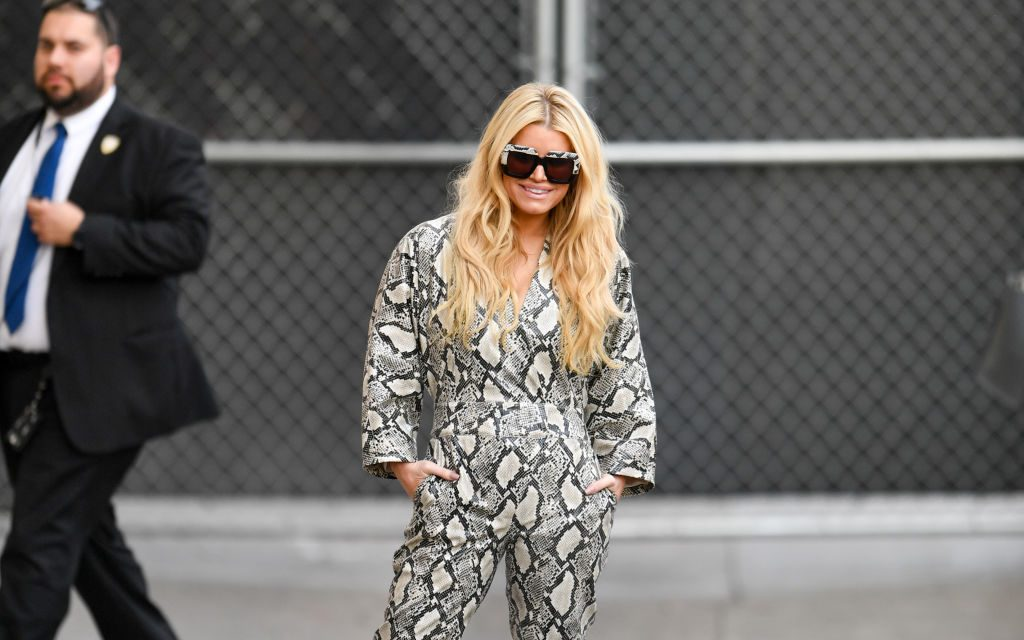 Jessica Simpson Gets Candid About Childhood Sexual Abuse