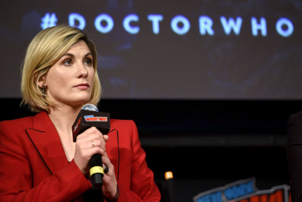 Jodie Whittaker of 'Doctor Who' season 12 episode 1