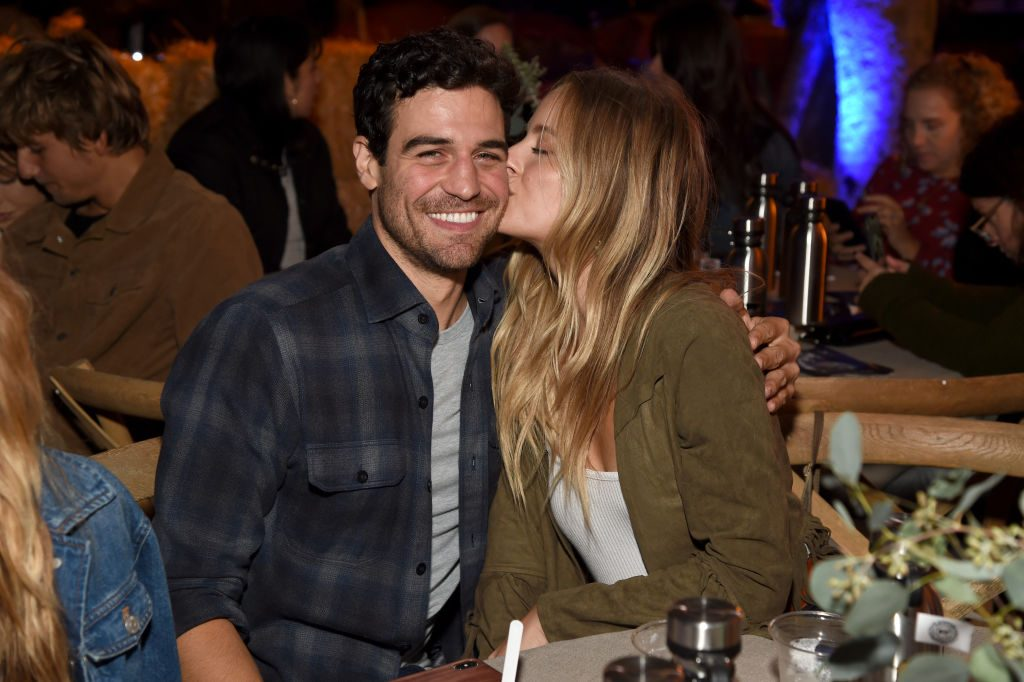 Joe Amabile and Kendall Long Michael Kovac/Getty Images for The Gentle Barn