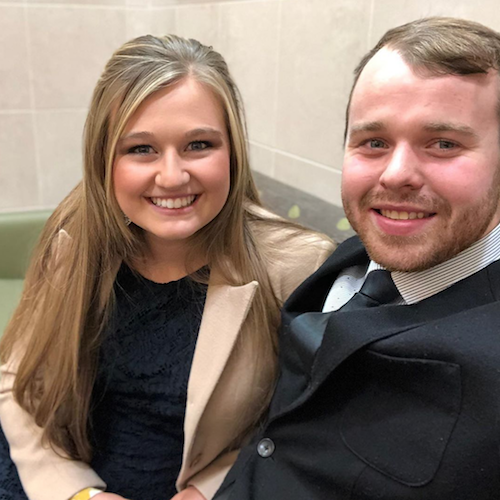 Joe and Kendra Duggar