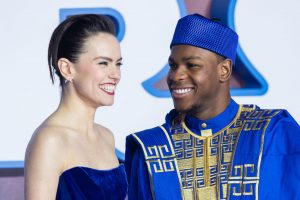 Turns Out, John Boyega Is Not a Fan of This 'The Rise of Skywalker' Romance