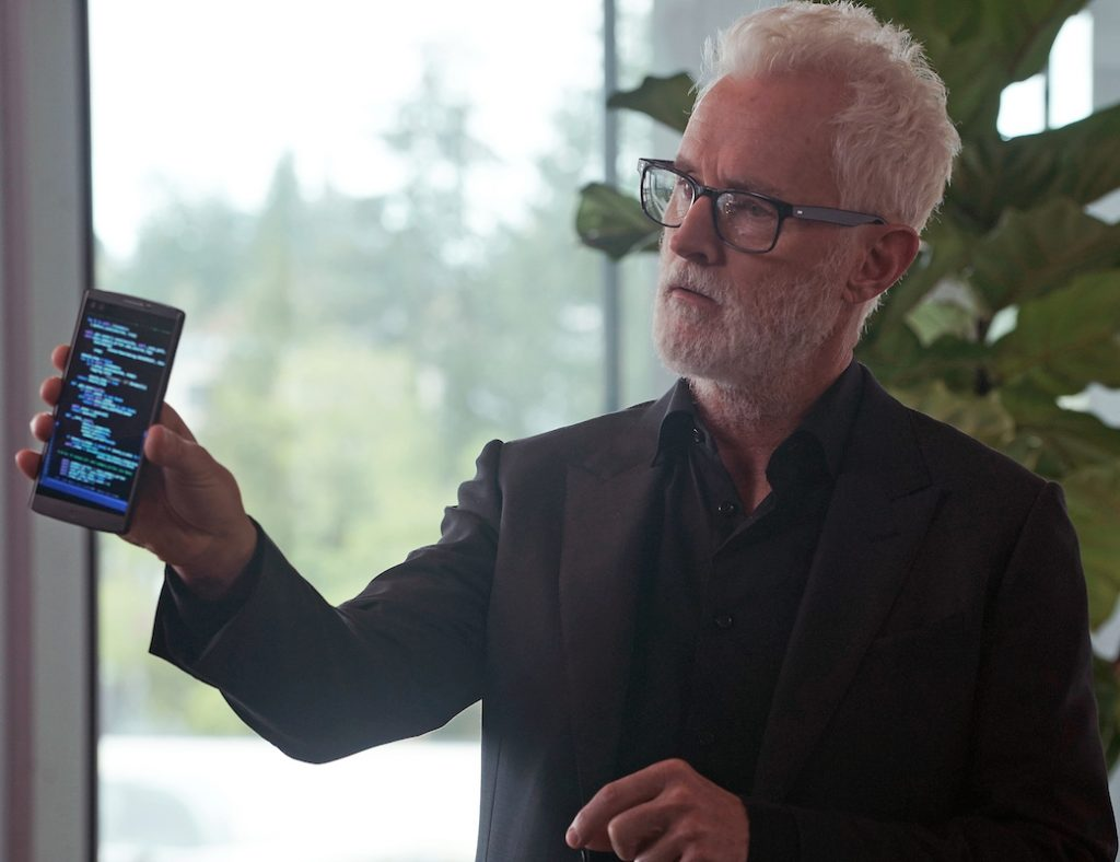 John Slattery from the MCU to neXT